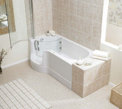 The Valens – Improved bathing thanks to the Valens bath tub