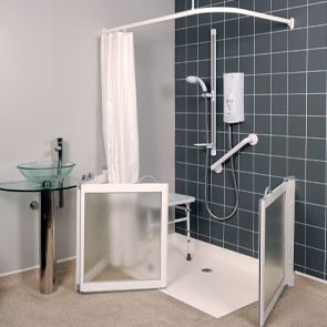 Information About Disabled Bathrooms Showers Wet