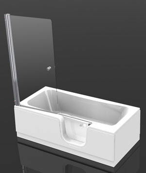 The Talis – The Talis accessible bath tub available at Bathtime Mobility