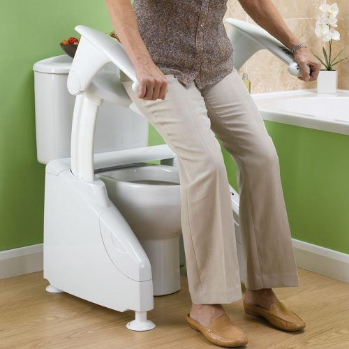 Elderly Toilet Seat