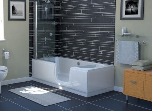 Walk In Baths | Bathing Assistance For The Elderly and Disabled ...