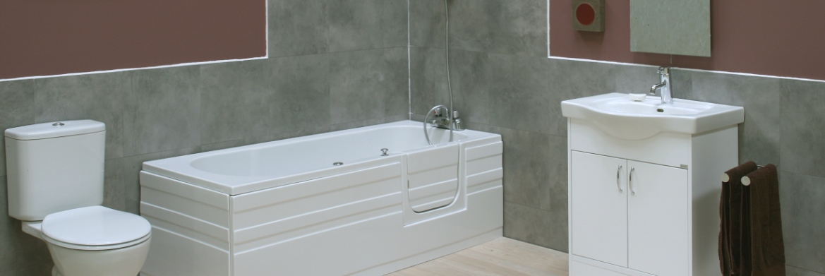 Walk In Baths Bathing Assistance For The Elderly And