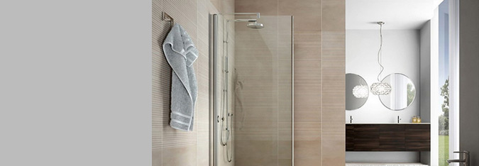 Top Image - Stylish and practical accessible baths & showers for all bathers