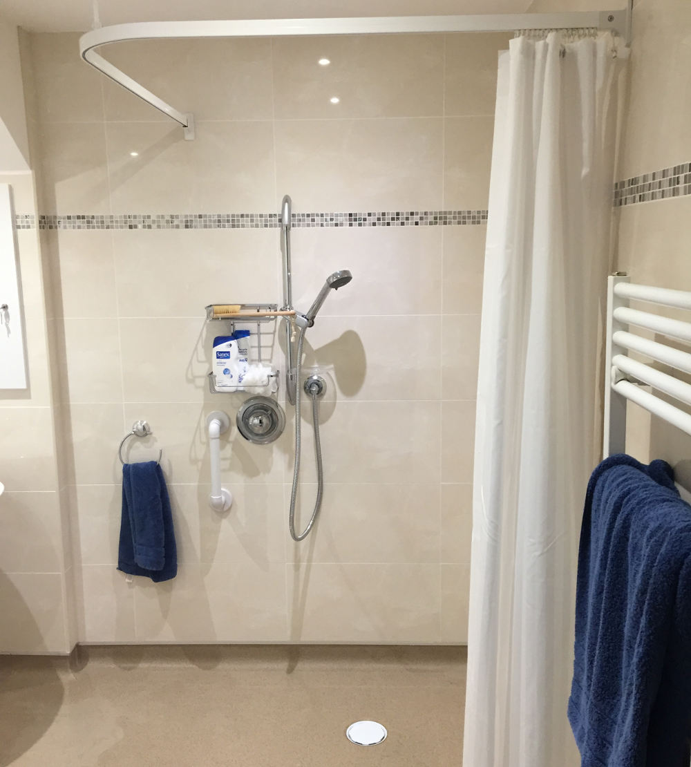 Shower Curtains For Disabled Wet Rooms
